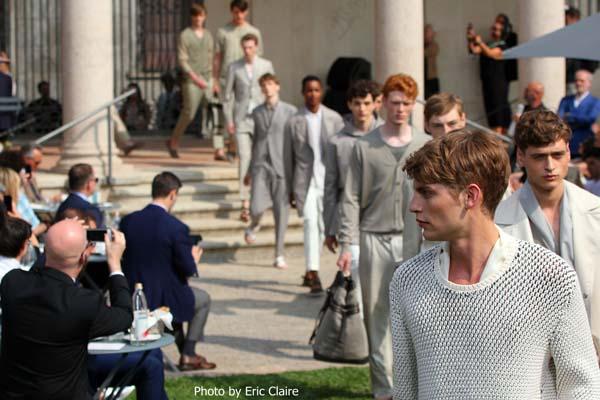 fashion show, 2 fashion sisters, corneliani