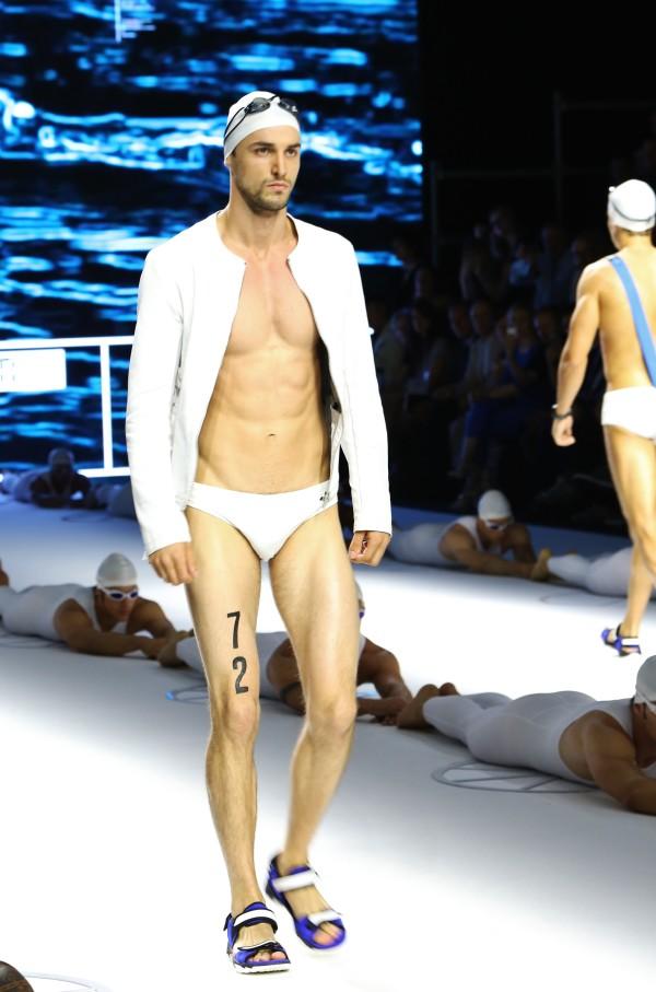 sfilata dirk bikkembergs, mmfw, 2fashisters, fashion blogger italia
