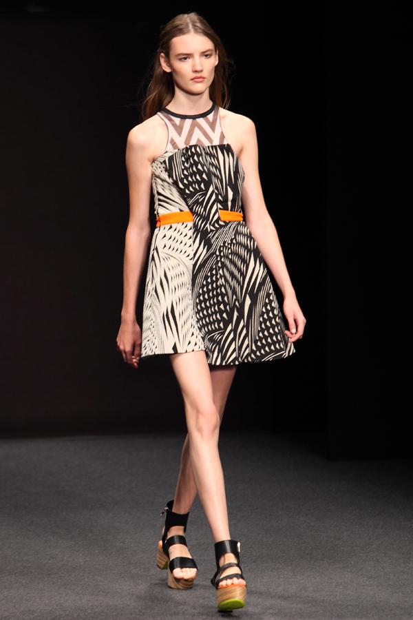 12 byblos, mfw, 2 fashion sisters, fashion show
