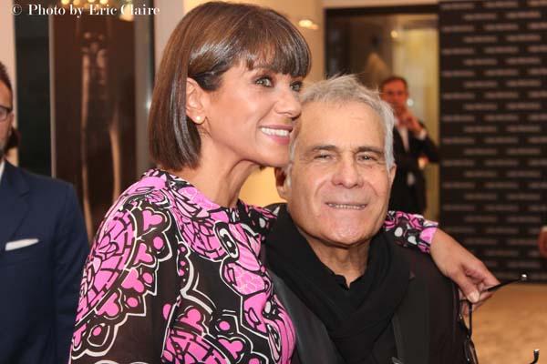 Ana Laura Ribas, Carlo Pignatelli, 2 fashion sisters