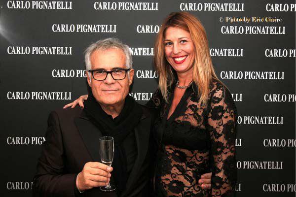 Carlo Pignatelli, Cristina Lodi, 2 fashion sisters