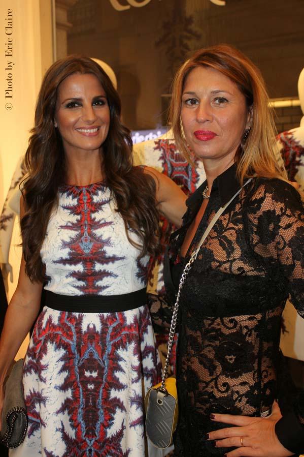 Cristina De Pin, Cristina Lodi, Byblos, vfno