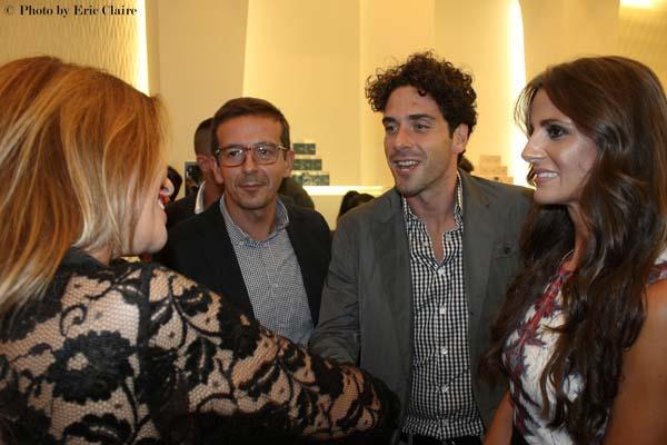Cristina Lodi, Swinger, Cristina De Pin, Byblos, 2 fashion sisters