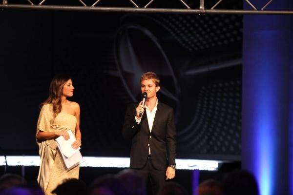 Nico Rosberg , fondazione lureus, 2 fashion sisters