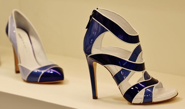 sergio levantesi, 2 fashion sisters, shoes, fashion blogger