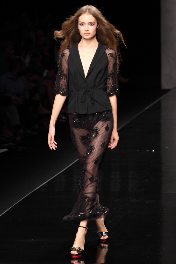 14 sfilata john richmond, 2 fashion sisters, ss2015