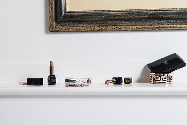 KissKiss, Guerlain, rossetto, Lingerie de Peau, fondotinta, 2 fashion sisters, zoppini