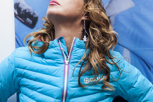 Cristina Lodi, Colmar, 2 fashion sisters, sci. i birikini orecchini, montagna, fashion blogger italia