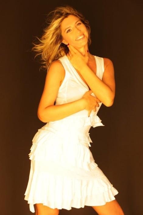 Cristina Lodi, photo Enrico Ricciardi, model, 2 fashion sisters