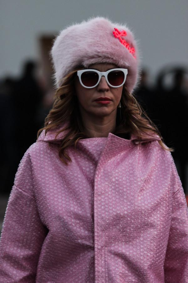 Cristina Lodi, street style, fashion blogger, Richkids, Athina Lux, pitti 87