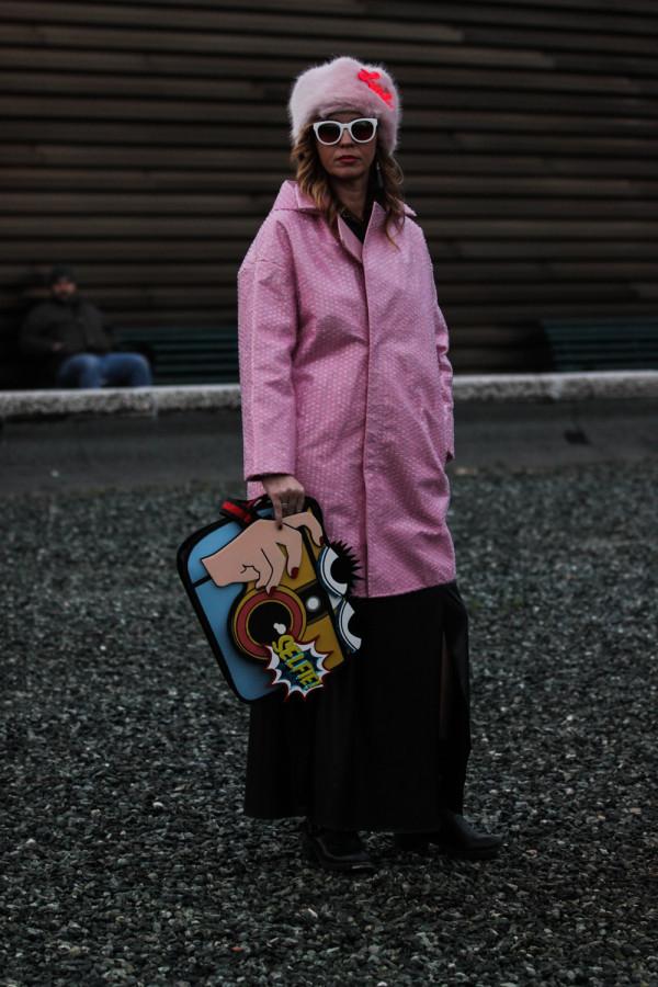 Cristina Lodi, street style, fashion blogger, Richkids, Athina Lux, pitti uomo