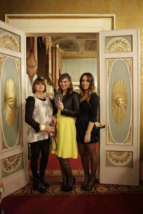 Patrizia Finucci Gallo, Cristina Lodi, Maia Giovanna Abagnale