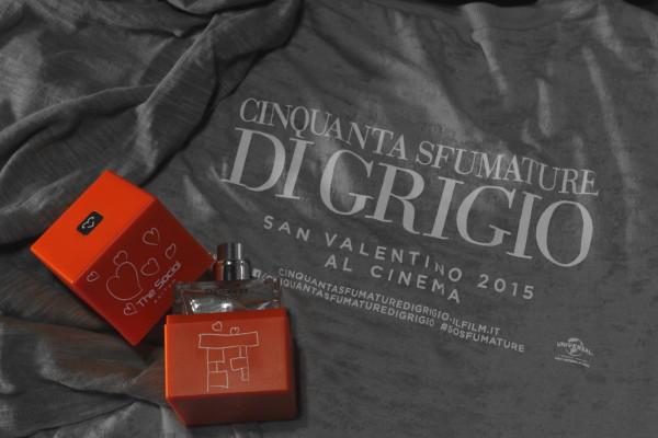 the social parfum, cinquanta sfumature di grigio, 2 fashion sisters, san valentino
