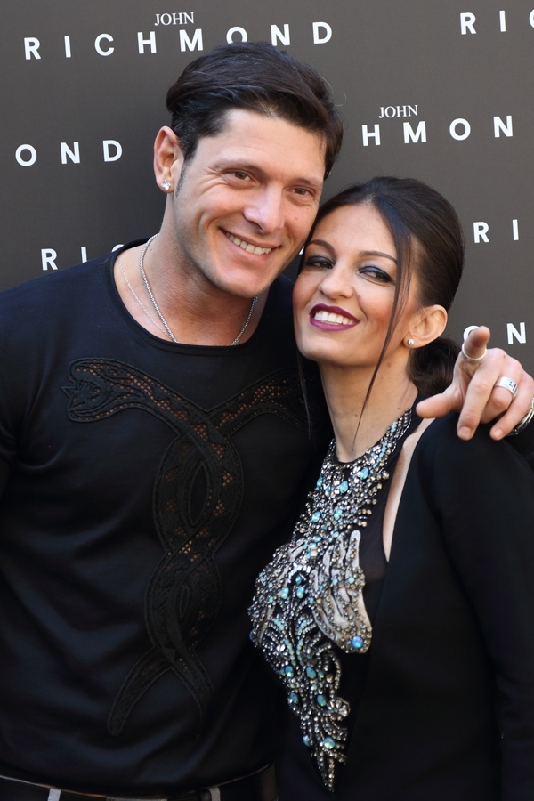 Aldo Montano, Alessandra Moschillo, 2 fashion sisters