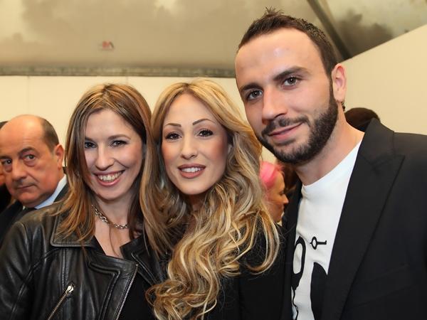 Cristina Lodi, Silvia Slitti, Giampaolo Pazzini