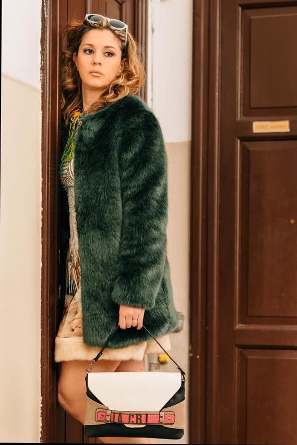 Cristina Lodi, stivale luciano barachini, selfiebag, 2 fashion sisters, occhiali athina lux, fashion blog