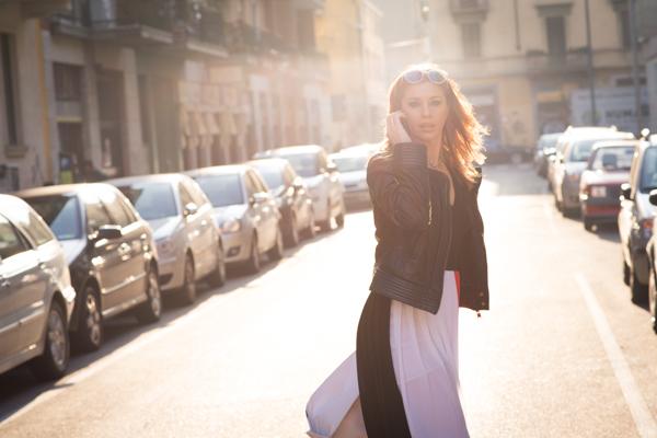 Cristina Lodi,abito ginger collezione glam  by cristinaeffe, 2 fashion sisters