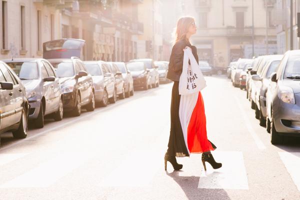 Cristina Lodi,abito ginger collezione glam  by cristinaeffe, bag pomikaki, occhiali athina lux, 2 fashion sisters