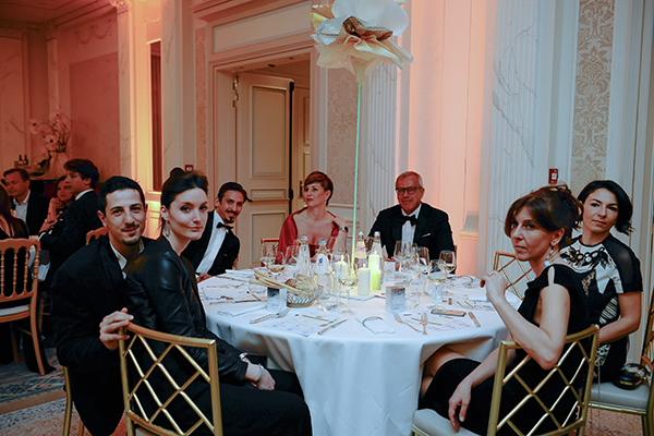 Alessandro Caccia, Andrea Scarpa, Cristina Lodi, Palazzo Parigi, Ica 2015