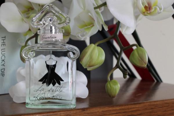 La Petite Robe Noire Ma Robe Petales, parfum, 2 fashion sisters, Guerlain