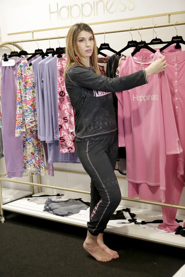 Cristina Lodi, Immagine Italia, Happiness brand pigiama, 2 fashion sisters