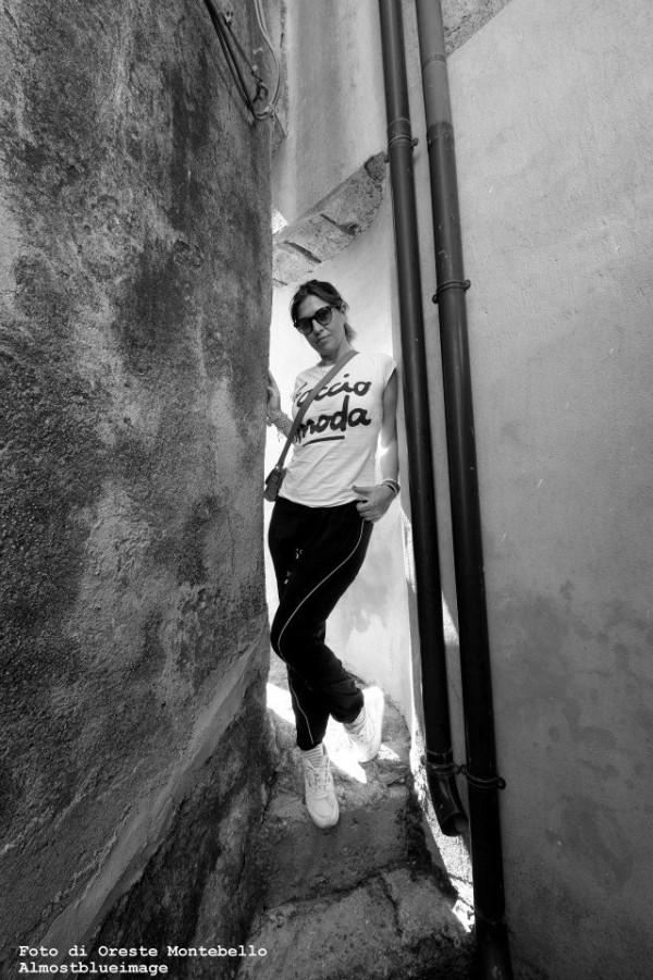 Cristina Lodi, CristinaEffe, Asics Tiger, il vicolo più stretto d'italia, calabria