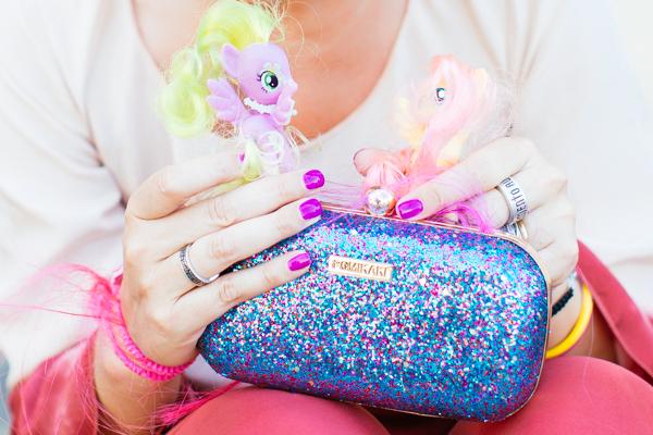 Cristina Lodi, clutch pomikaki, My Little Pony, duepuntimilano, tuum, pietro ferrante