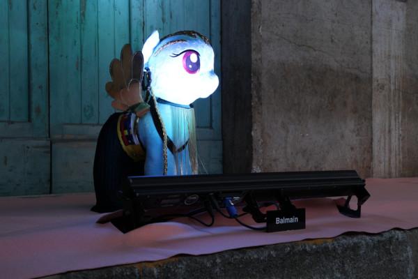 balmain my little poni, lvr