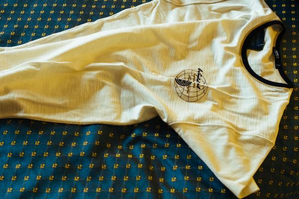 maglia timonier, 2 fashion sisters, maglia bianca