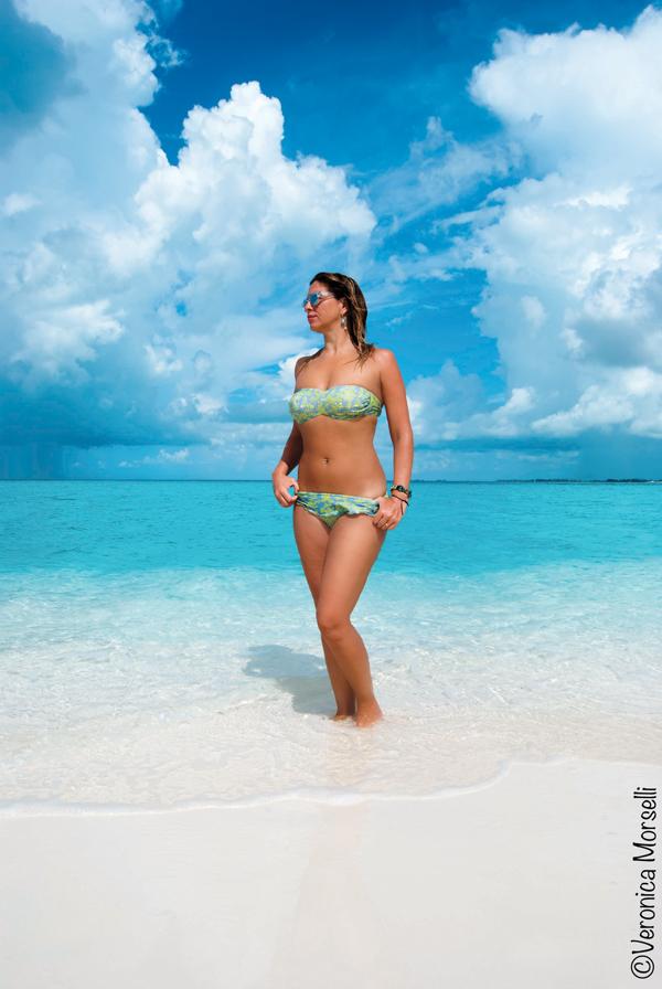 Cristina Lodi, olivia beachwear, luca barra, travel blogger, cuba, vacanze, paya paraiso