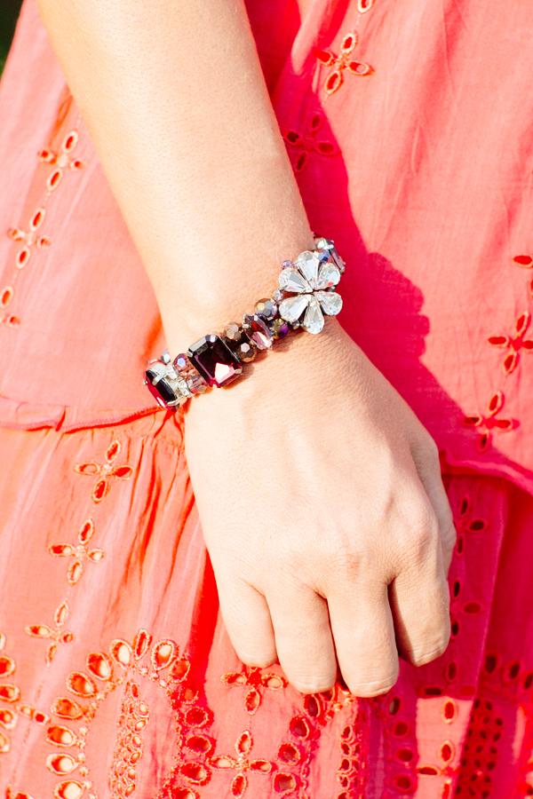bracciale ottaviani, gioielli ottaviani, Cristina Lodi, abito cristinaeffe, vacanze, chianti, fashion blogger