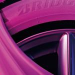 Bridgestone Campagna LILT Nastro Rosa 2015 contro tumore al seno, 2 fashion sisters