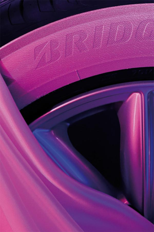 Bridgestone Campagna LILT Nastro Rosa 2015