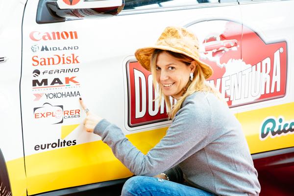 Yokohama, Cristina Lodi, donnavventura, 4x4 fest, travel