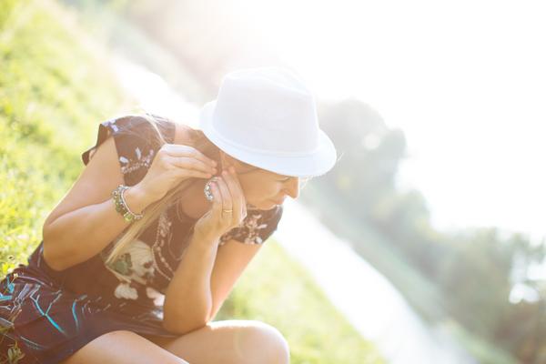 cristina lodi, lisca, 2 fashion sisters, cappello bianco, ottaviani