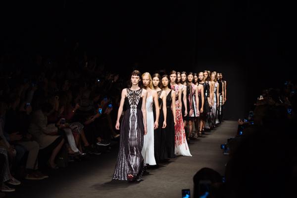 gran finale Byblos, mfw, 2 fashion sisters