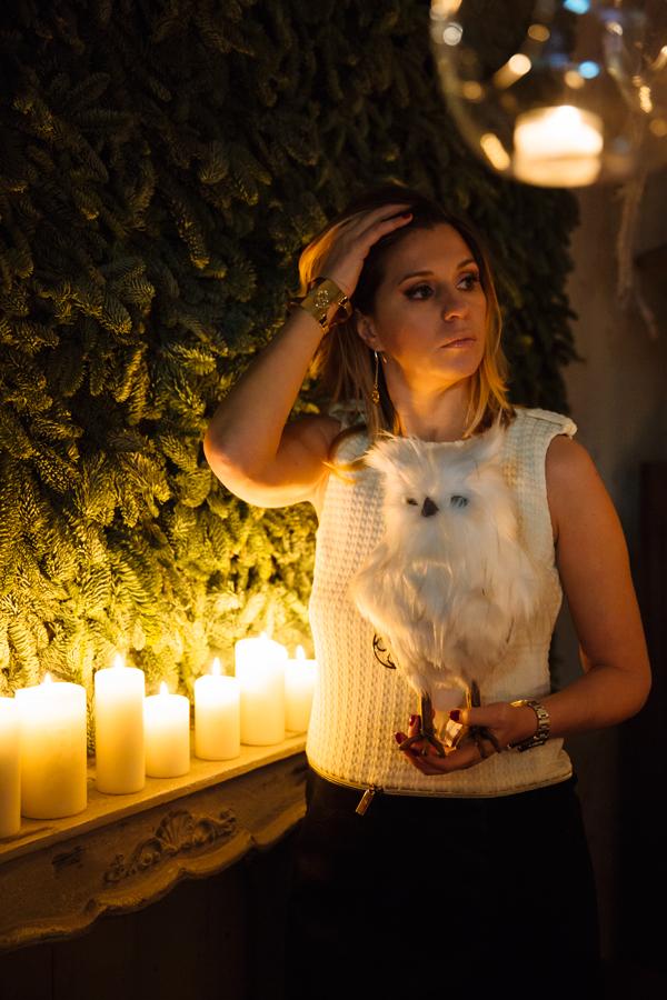 cristina Lodi, capondanno, abito cristinaeffe, stiatti fiori, gioielli v73, happy new year