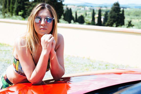 Cristina Lodi,auto, My Protein, travel
