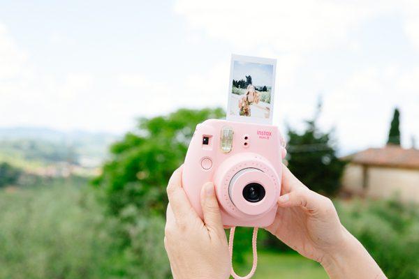 CristinaLodi, Instax, Fuji, fotocamera INSTAX