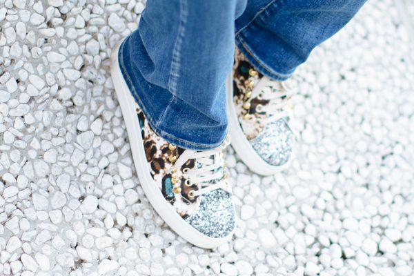 Pitti 2016, Cristina Lodi, sneakers Stokton